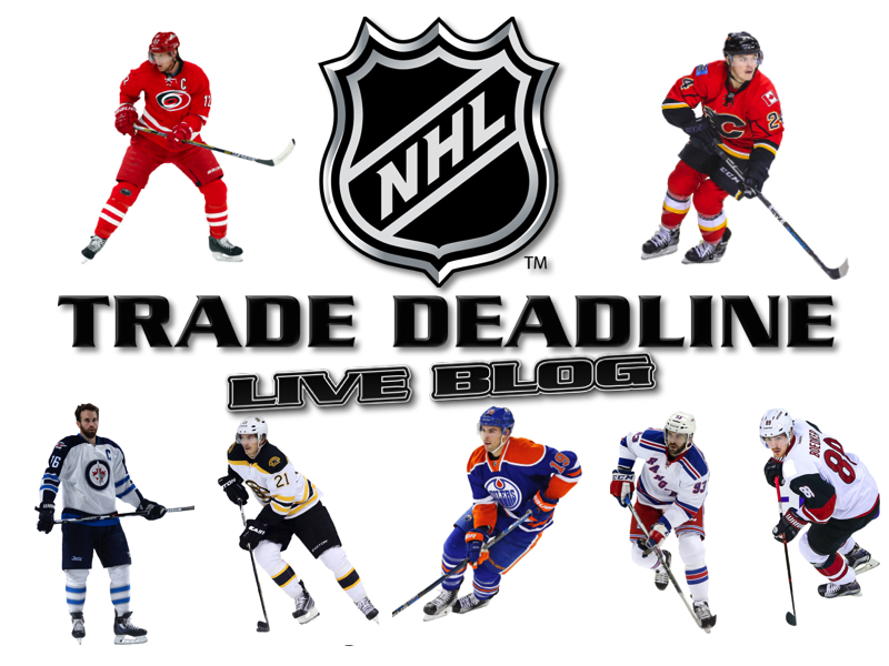 Nhl trade deadline date in Brisbane